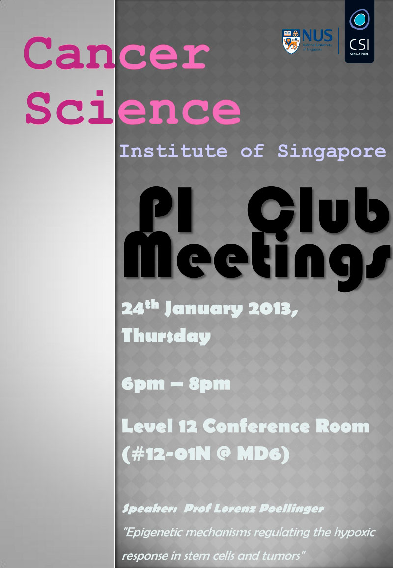 2013-PI-Club-Meetings